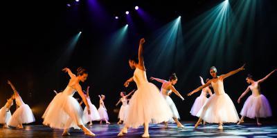 Ballet in Zwolle bij DIFF | Balletschool voor alle leeftijden | Klassiek Ballet