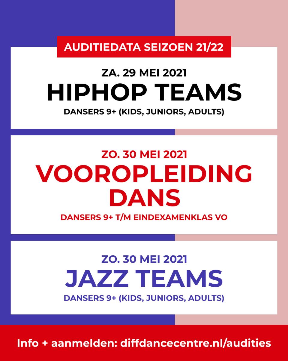 Audities-diff-dance-centre