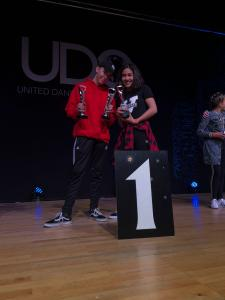 DUO JARA & LEROY (DUO U16 ADVANCED)